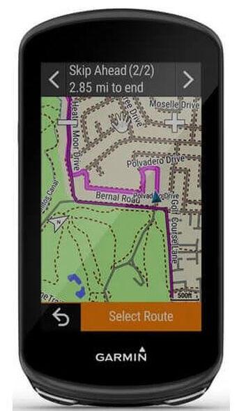מחשב אופניים Garmin Edge 1030 Plus GPS - צבע שחור, , large image number null