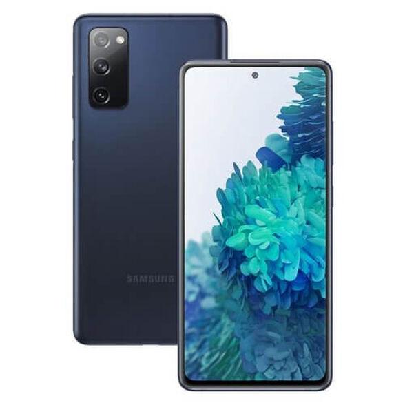 """סמארטפון Samsung Galaxy S20 FE 5G מסך 6.5"""" נפח איחסון 128GB זיכרון 6GB  RAM מאוקטב- שנה אחריות _צבע כחול, , large image number null"""