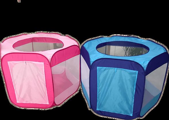 לול כדורים צבעוני לפעוטות וילדים כולל תיק נשיאה, , large image number null