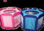 לול כדורים צבעוני לפעוטות וילדים כולל תיק נשיאה