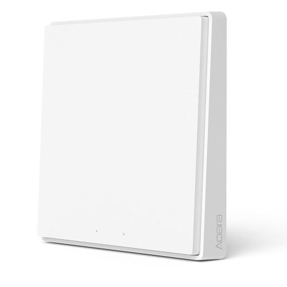מתג אלחוטי המאפשר שליטה נוחה על מוצרי הבית החכם בין אם זה טוסטר משולשים המופעל על ידי שקע חכם, נורת אור חכמה או מזגן חכם  , , large image number null