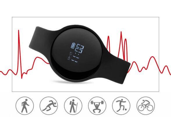 שעון חכם וספורטיבי יוניסקס עם מד דופק וחיבור Bluetooth לסמארטפון APPLE/ANDROID | במגוון צבעים, , large image number null