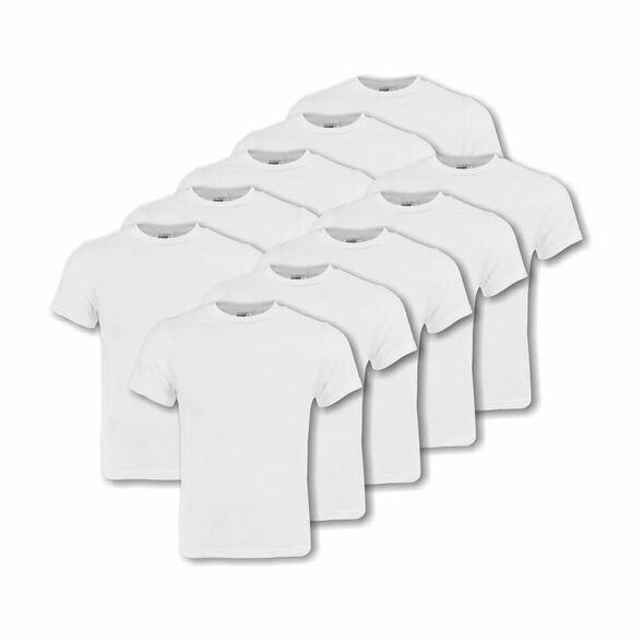 מארז 10 חולצות קצרות לגברים, , large image number null