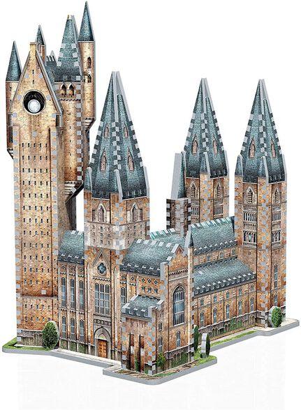 פאזל תלת מימד 875 חלקים מגדל האסטרונומיה של הוגוורטס Hogwarts הארי פוטר, , large image number null