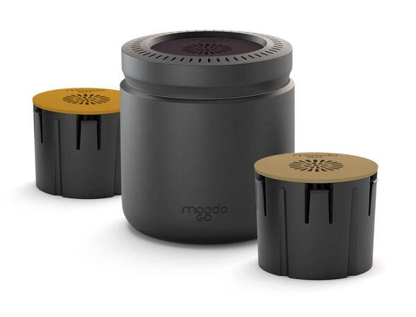 מפיץ ריח חשמלי לרכב MoodoGo כולל קפסולת ניחוח במתנה ! - ריח לבחירה, , large image number null