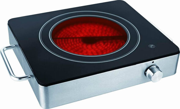 כירת בישול קרמית בודדת הספק:   1800W דגם: HEM-7011 , , large image number null