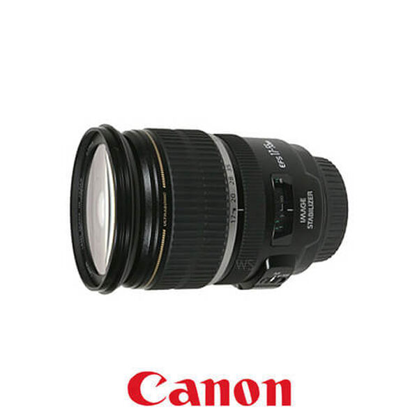 עדשה קנון למצלמת SLR דגם EF 17-55mm f/2.8 IS USM , , large image number null