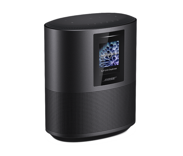 רמקול חכם עם קישוריות - Bluetooth , Wi-Fi . תמיכה ב Airplay2  דגם BOSE HOME SPEAKER 500 , , large image number null