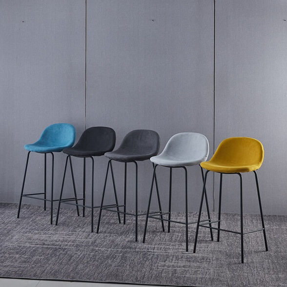 כסא בר מעוצב ומרופד דגם Y186 מבית TAKE IT, , large image number null