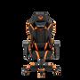 כיסא גיימינג עם הדום Meetion Gaming Chair CHR15