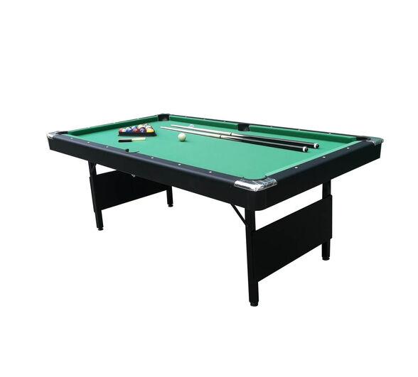 שולחן משחק ביליארד איכותי במיוחד בעיצוב עץ מרהיב דגם Green Day מבית K-Sport, , large image number null