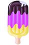 מזרן מתנפח לים/בריכה בצורת ארטיק דו צדדי