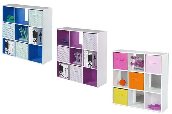 כוורת עץ לחדרי ילדים מבית HOMAX דגם כוורת 9 תאים | צבעים לבחירה, , large image number null