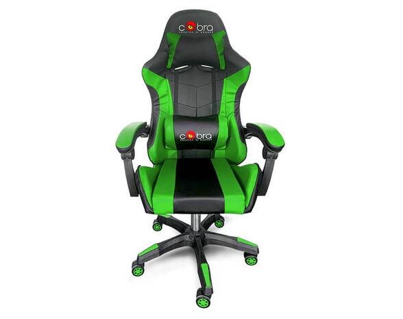 כיסא גיימרים מקצועי, עם כרית מסאז' רטט וזווית צידוד עד 130 מעלות, מהסדרה המקצועית Combat Pro במגוון צבעים לבחירה, , large image number null