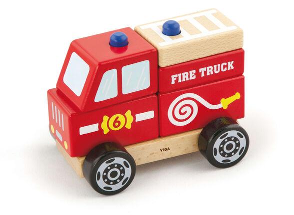 ויגה מכונית כיבוי אש מגדל קוביות, , large image number null