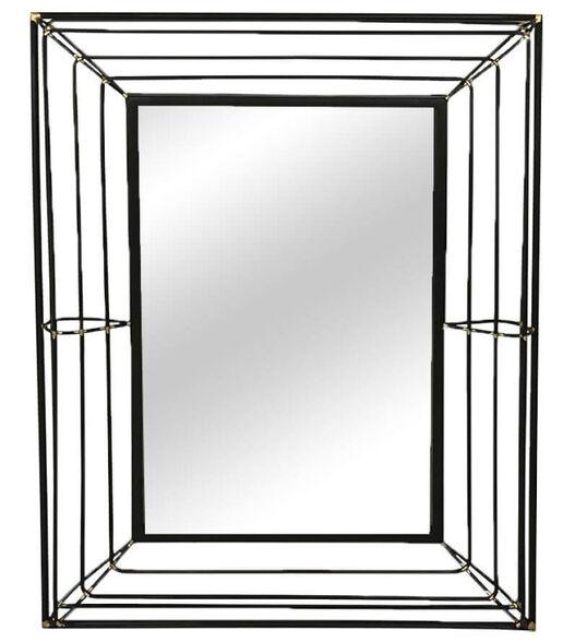 מראת קיר מלבנית גדולה דגם ברנדה מבית TUDO DESIGN, , large image number null