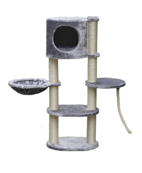 מתקן גירוד ענק ומפנק לחתולים מבית PETEX, , large image number null
