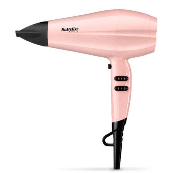 מייבש שיער קל משקל  בהספק 2200W עם זרימת אוויר מהירה ומבוקרת ו - פילטר אחורי נשלף דגם BA-5337PRE  , , large image number null