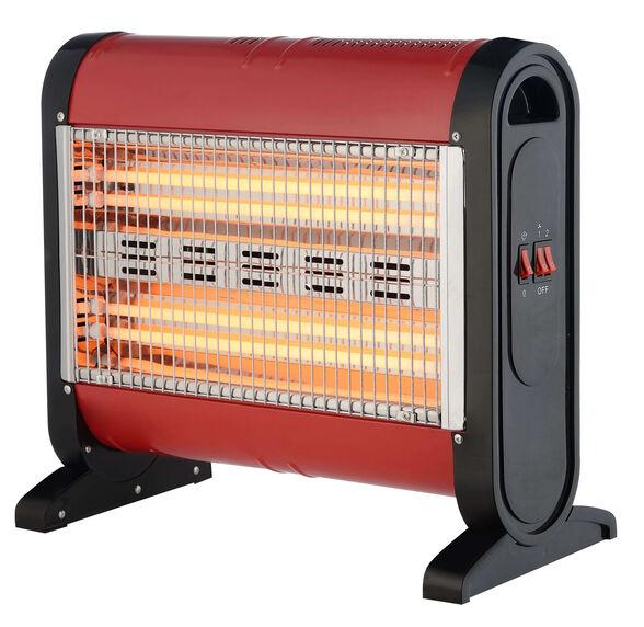 תנור מפואר 4 ספירלות HEMILTON בהספק 1600 וואט דגם HEM-950 , , large image number null