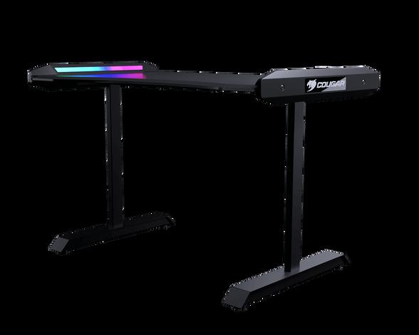 שולחן גיימינג דגם 120 COUGAR MARS עם לדים RGB וכניסות  USB / שמע, , large image number null
