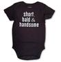 """בגד גוף שרוול קצר - """"bold, short & handsome"""" מבית The Children's Place במגוון מידות לבחירה"""