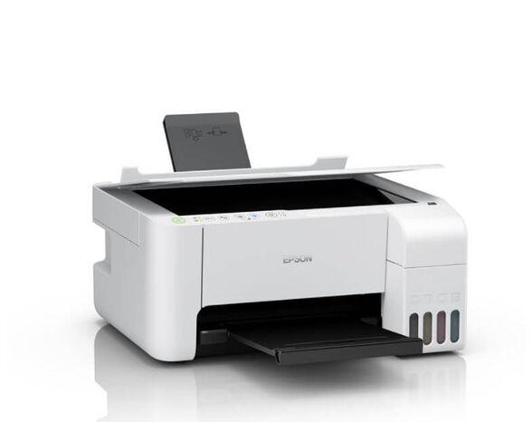 מדפסת משולבת אלחוטית EPSON L3156 צבעונית דיו כלול עד 8100 שחור ועד 6500 צבע , , large image number null