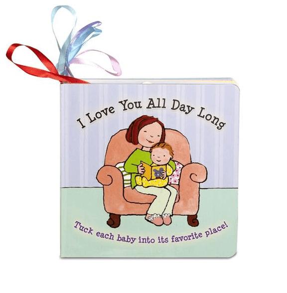 מליסה ודאג ספר תינוקות קשיח אהבה דגם 31263, , large image number null
