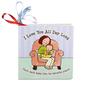 מליסה ודאג ספר תינוקות קשיח אהבה דגם 31263