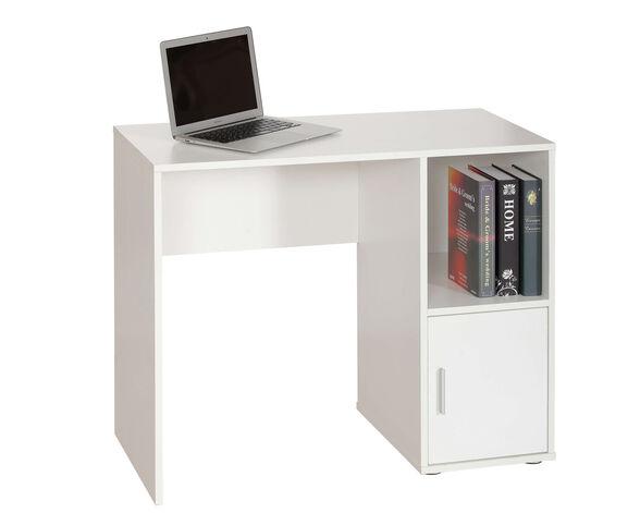 שולחן מחשב לתלמיד מבית HOMAX דגם סנואו, , large image number null