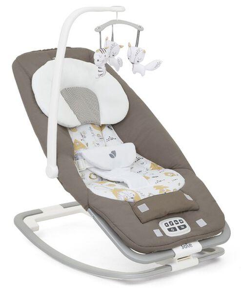טרמפולינה מתקפלת לתינוק Dreamer עד משקל 13 ק''ג - צבע Cozy Spaces, , large image number null