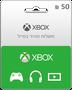 "קוד דיגיטלי גיפט קארד לחנות XBOX בשווי 50 ש""ח"