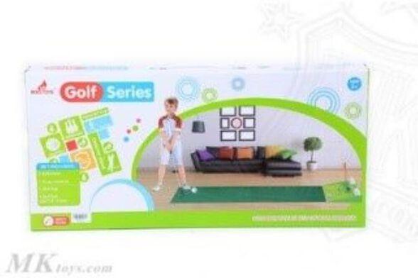 ערכת גולף - סט גולף למשחקי ילדים עם מקלות,כדורים ומסלול, , large image number null