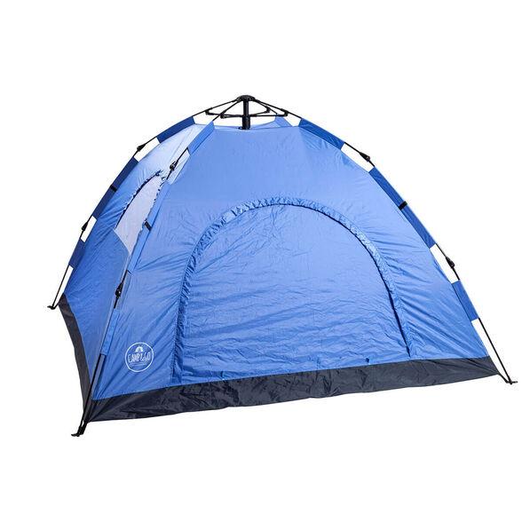 אוהל נפתח ברגע ל-4 אנשים מבית CAMP&GO   מגיע ארוז בתיק נוח לנשיאה, , large image number null