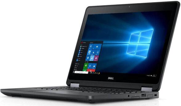 """מחשב נייד 12.5"""" בעל מעבד Intel Core i7 זיכרון 8GB וכונן SSD בנפח 240GB דגם DELL Latitude E5270 -מוחדש , , large image number null"""