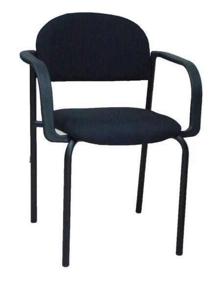 כסא נוח במיוחד המשמש לאירוח, חדרי ישיבות, הרצאות, קליניקות, חדרי המתנה ועוד   דגם רקפת, , large image number null