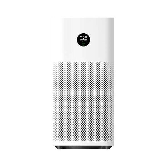 מטהר אויר חכם XIAOMI דגם Mi Air Purifier 3H , מנוע צנטרפוגלי שקט במיוחד , צג מגע ומחוון WIFI , , large image number null