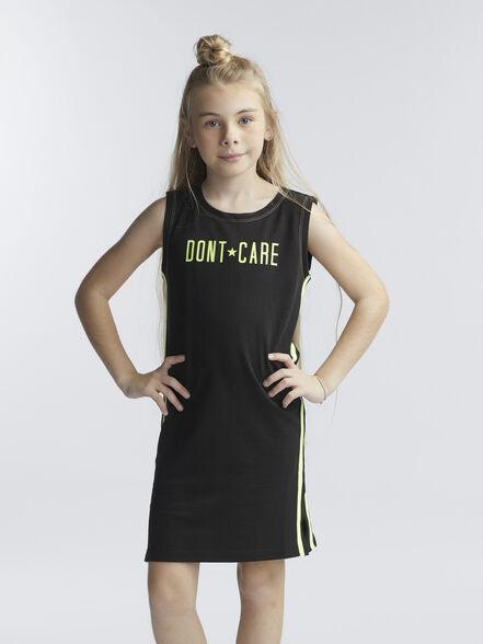 שמלה ספורטיבית עם סטריפים, , large image number null