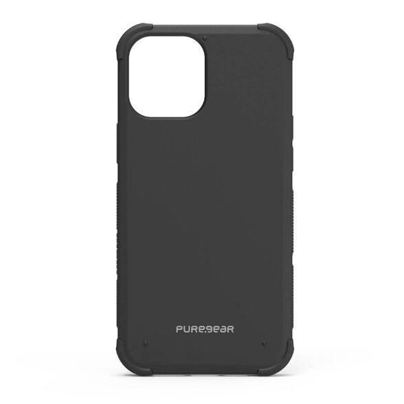 כיסוי לסמארטפון Pure Gear Dualtek iphone 12 / iphone 12 pro Pure-gear_שחור, , large image number null