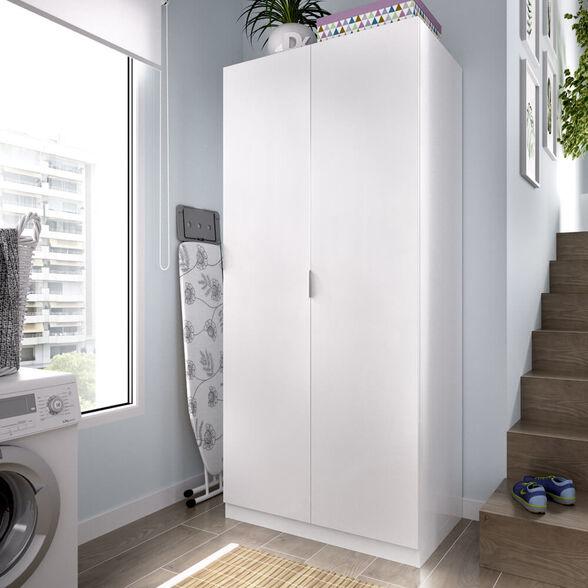 """ארון פתיחה 80 ס""""מ  2 דלתות תוצרת ספרד HOME DECOR דגם אסנס , , large image number null"""