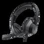 אוזניות גיימינג עם מיקרופון מובנה דגם Creative ChatMax HS-720