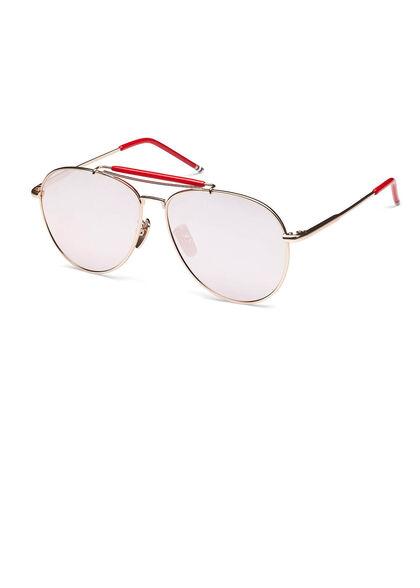 משקפי שמש בסגנון טייסים מבית AFRODITA | צבע לבחירה_ורוד, , large image number null