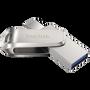 התקן DUAL USB3.1/TYPEC LUXE 128GB