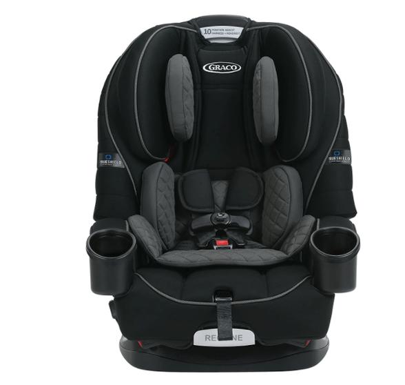 כיסא בטיחות פור אבר טרושילד TrueShield 4-in-1 4Ever GRACO | משלוח חינם, , large image number null