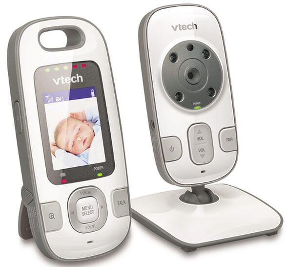 אינטרקום דיגיטאלי לתינוק BM2600 עם מצלמה ומערכת אבטחת קול, , large image number null