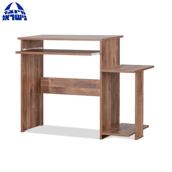 שולחן מחשב / כתיבה בעיצוב קלאסי צבע שיטה מבית רהיטי יראון תוצרת ישראל, , large image number null