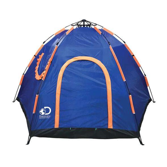 אוהל XL פתיחה מהירה 6 אנשים מבית Discovery   דגם DS1200, , large image number null