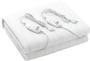 סדין זוגי בטיחותי ואיכותי במיוחד, בעל 3 רמות חימום, 2 מפסקי בקרה ומנגנון מפני חימום יתר   מעולה לחימום המיטה בחורף