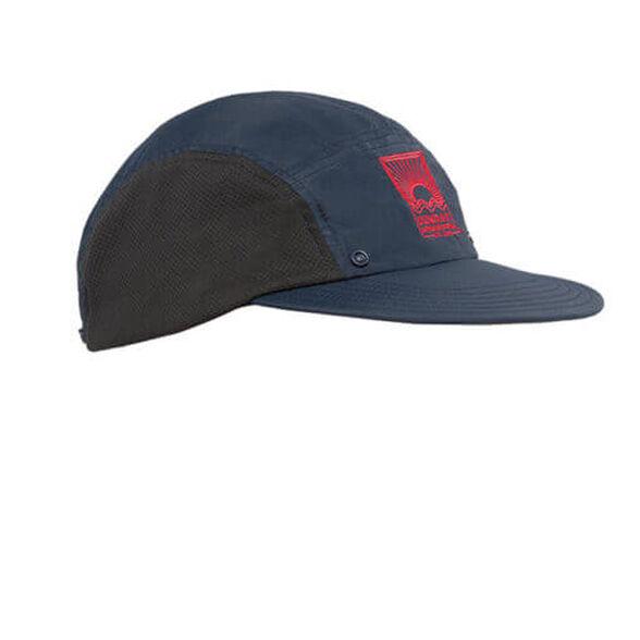כובע שמש Adventure Mesh Cap העשוי מבד ידידותי לסביבה מבית SUNDAY AFTERNOONS_צבע נייבי, , large image number null