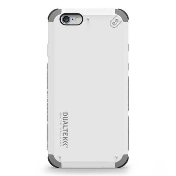 כיסוי בצבע לבן ל- IPHONE 7/8 דגם Dualtek מבית Pure-gear, , large image number null
