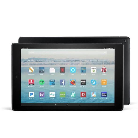 """טאבלט  צבע שחור New Amazon Fire HD 10"""" Full HD Tablet with Alexa Tablet 32GB דגם 2019 , , large image number null"""